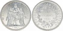 France 10 Francs Hercules 1965