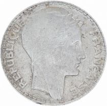 France 10 Francs Laureate head - 1931