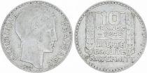 France 10 Francs Laureate head - 1934