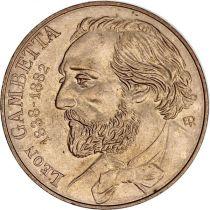 France 10 Francs Léon Gambetta - 1982