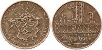 France 10 Francs Mathieu - années variées 1974 à 1987