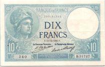 France 10 Francs Minerve - 1926 B31727