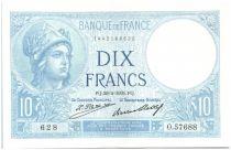 France 10 Francs Minerve - 1931