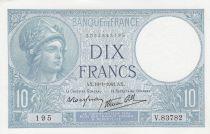 France 10 Francs Minerve - 1941 - V.83782