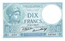 France 10 Francs Minerve - 25-08-1932 - Série S.67365