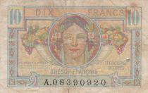 France 10 Francs Portrait de femme - 1947