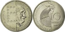 France 10 Francs Robert Schuman - 1986 - Essai