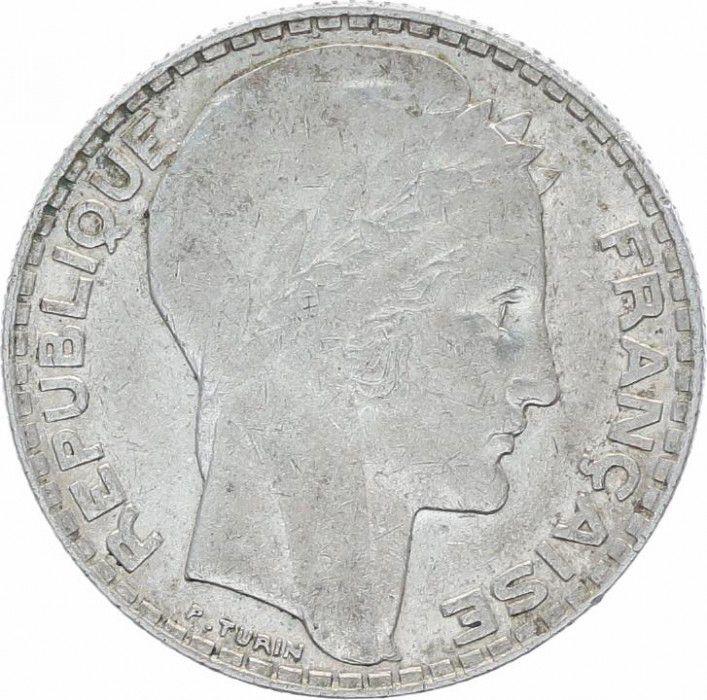 France 10 Francs Turin - 1939