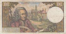 France 10 Francs Voltaire - 02-01-1964 Série Q.64 - TB