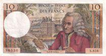 France 10 Francs Voltaire - 03-09-1970 - Série S.616 - SUP