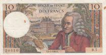 France 10 Francs Voltaire - 04-01-1963 Série B.5 - TB+