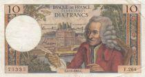 France 10 Francs Voltaire - 04-11-1966 Série F.264 - PTTB