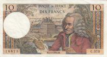 France 10 Francs Voltaire - 05-03-1970 - Série C.573
