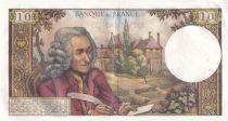 France 10 Francs Voltaire - 06-03-1969 Série B.475 - TTB