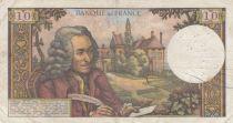 France 10 Francs Voltaire - 06-08-1964 Série S.104 - TB