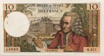 France 10 Francs Voltaire - 08-11-1973 Série R.917 - SUP