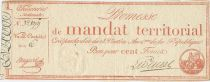 France 100 Francs 28 Ventose An IV (18.3.1796)