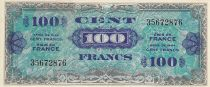 France 100 Francs Allied Military Currency - Without Serial 35672876