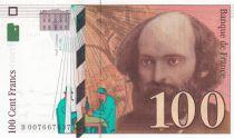 France 100 Francs Cezanne - 1997 - Série B007