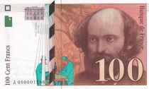 France 100 Francs Cezanne - 1997 A000001766 petit numéro