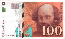 France 100 Francs Cezanne - 1997 A000084255 - TTB+