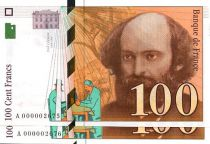 France 100 Francs Cezanne - 1997