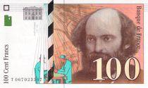 France 100 Francs Cézanne - 1998 - SPL