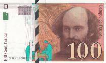 France 100 Francs Cezanne - 1998 - X 055430396