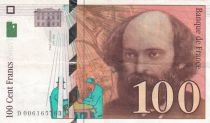 France 100 Francs Cézanne - TTB 1998 Séries diverses