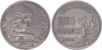 France 100 Francs Cochet - 1958 Chouette - TTB