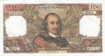 France 100 Francs Corneille -  04-07-1974 - Serial W.812