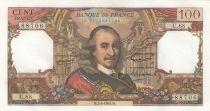 France 100 Francs Corneille - 01-04-1965 - Série U.88