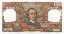 France 100 Francs Corneille - 02-02-1967 - Serial S.218