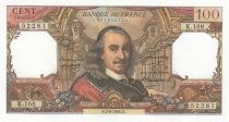 France 100 Francs Corneille - 02-06-1966 - Série K.168