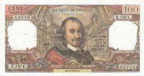France 100 Francs Corneille - 02-06-1977 - Série H.1074 - TTB+