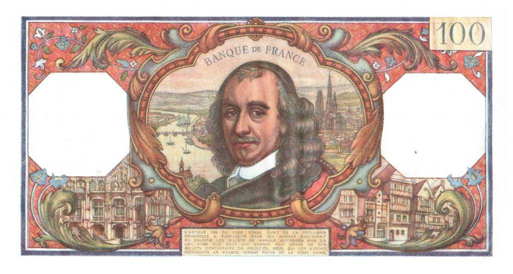 France 100 Francs Corneille - 02-07-1964 Série D.18