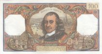France 100 Francs Corneille - 03-09-1970 - Serial S.499