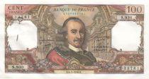 France 100 Francs Corneille - 04-03-1976 - Liasse de 8 ex Série S.930