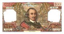 France 100 Francs Corneille - 05-02-1970 - Série N.457