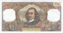 France 100 Francs Corneille - 06-02-1975 - Serial D.837