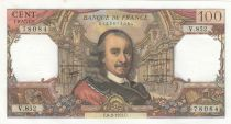 France 100 Francs Corneille - 06-02-1975 - Série V.852