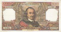 France 100 Francs Corneille - 06-11-1975 - Série G.900 - TTB+