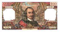 France 100 Francs Corneille - 1964-07-02 - Serial D.18
