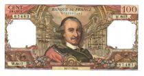 France 100 Francs Corneille - 1974-07-04 - Serial M.802