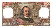 France 100 Francs Corneille - 1974-10-03 - Serial R.829