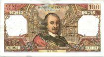 France 100 Francs Corneille - années 1964 à 1979