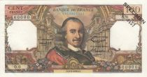 France 100 Francs Corneille - Spécimen n° 457 - 1962