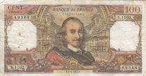 France 100 Francs Corneille 01-09-1977 - Série S.1102