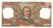 France 100 Francs Corneille 02-05-1968 - Série L.327