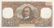 France 100 Francs Corneille 02-07-1964 - Serial X.15